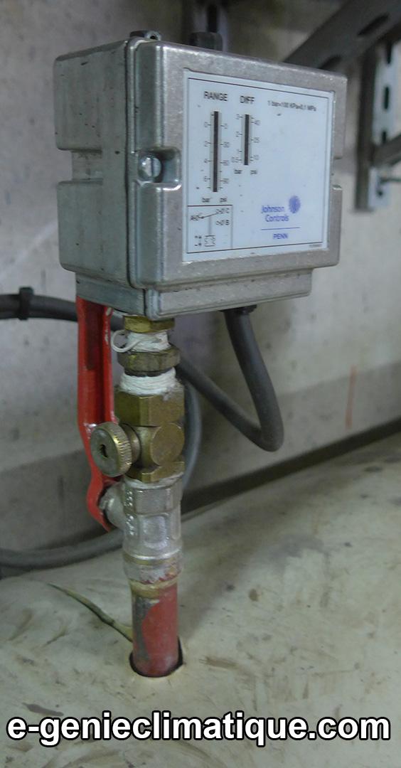 pompe a l'eau