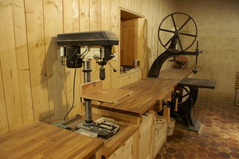 scie bois électrique